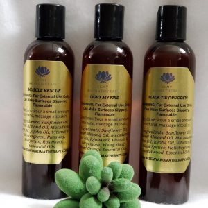 Essential Massage Oils