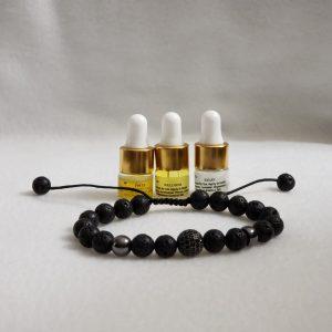 Lava Aromatherapy Bracelet