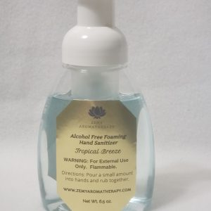 Essential Oil Infused Foaming Hand Santizier